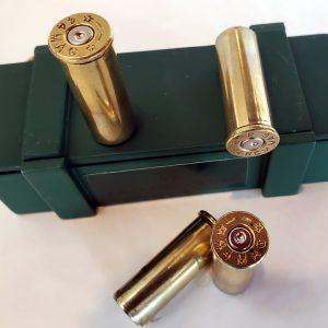44 Magnum Brass Fridge Magnet