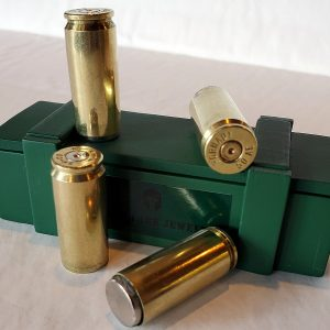 Set of 4 Desert Eagles' 50AE Brass Magnets