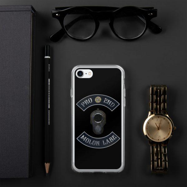 Pro 2nd Amendment - Molon Labe - M1911 iPhone6 Case